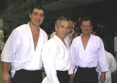 Stage N.Tamura 2005
