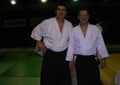 Stage Limoges   2005