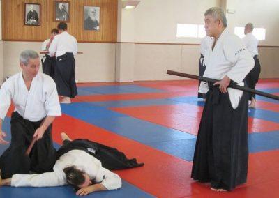 Stage de Toshiro Suga 2015